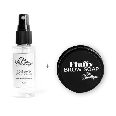 Brow Soap and Mist Bundle