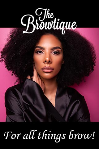The Browtique For All Things Brow